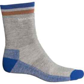 Woolrich Midweight Superior Top Stripe Hiking Sock