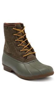 SPERRY TOP-SIDER Saltwater Quilted Nylon Duck Boot