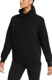 NIKE Yoga Statement Essential Cowl Neck Pullover