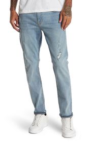 7 FOR ALL MANKIND Paxtyn Clean Pocket Slim Fit Jea