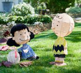Pottery Barn Peanuts™ Lit Lucy™ & Charlie Brown™