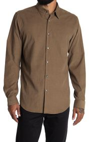 THEORY Irving Woven Classic Fit Cotton Shirt