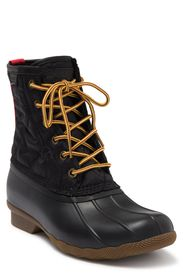 SPERRY TOP-SIDER Saltwater Quilted Shaft Duck Boot