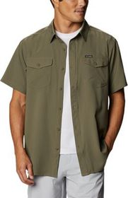 Columbia Utilizer II Solid Short-Sleeve Shirt for