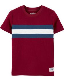 carters Chest Stripe Tee