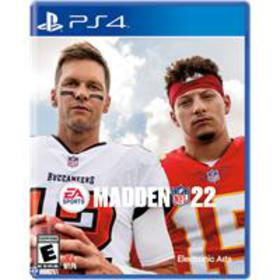 Electronic Arts Madden NFL 22 for PlayStation 4