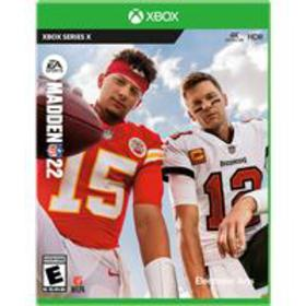Electronic Arts Madden NFL 22 for Xbox Series X|S