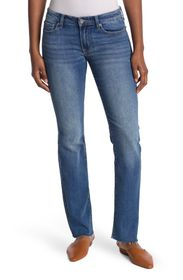 LUCKY BRAND Mid Rise Sweet Straight Leg Jeans