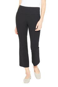 Theory Yoked Cropped Pull-On Pants
