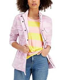 Camouflage Utility Jacket, Created for Macy's
