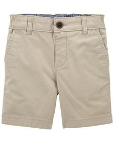 carters Stretch Chino Shorts
