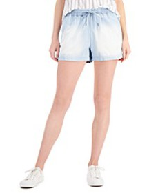 Petite Drawstring Shorts, Created for Macy's