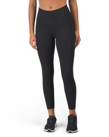 Lux Elastic Free Waistband High Rise Side Pocket A