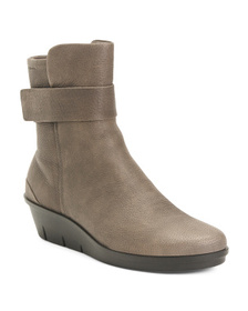 Leather Comfort Boots
