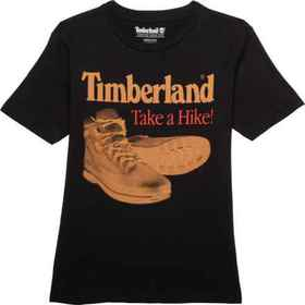 Timberland Take a Hike T-Shirt - Short Sleeve (For