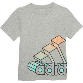 adidas Wrap BOS T-Shirt - Short Sleeve (For Little