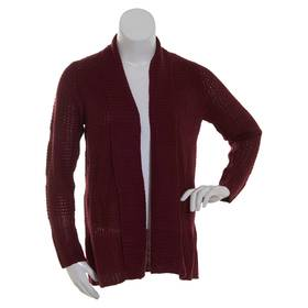 Plus Size Jason Maxwell Long Sleeve Solid Shaker S