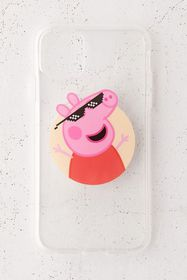 Recover UO Exclusive Peppa Pig Shades iPhone Case
