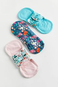 The Hello Cup Reusable Panty Liner 3-Pack