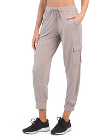 Canyon Pull On Drawstring Cargo Joggers