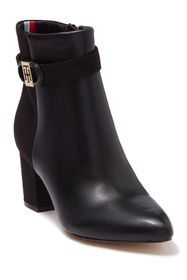 TOMMY HILFIGER Frozen Beauty Leather & Suede Boot
