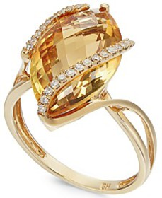 Sunset by EFFY® Marquise-Cut Citrine (8-1/2 ct. t.