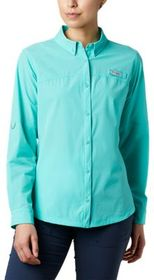 Columbia Coral Point Woven Long-Sleeve Shirt for L