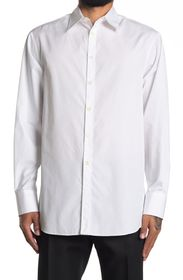 VALENTINO Solid Button Front Shirt