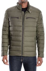 LUCKY BRAND Quilted Puffer Jacket