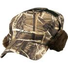 Cabela's Men's Silent Suede™ Woodsman Cap with Thinsulate™ and GORE-TEX® on sale at Cabela's